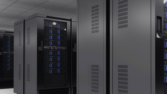 Data Center at 1547's Alohanap Colocation & Data Center Facility, Hawaii